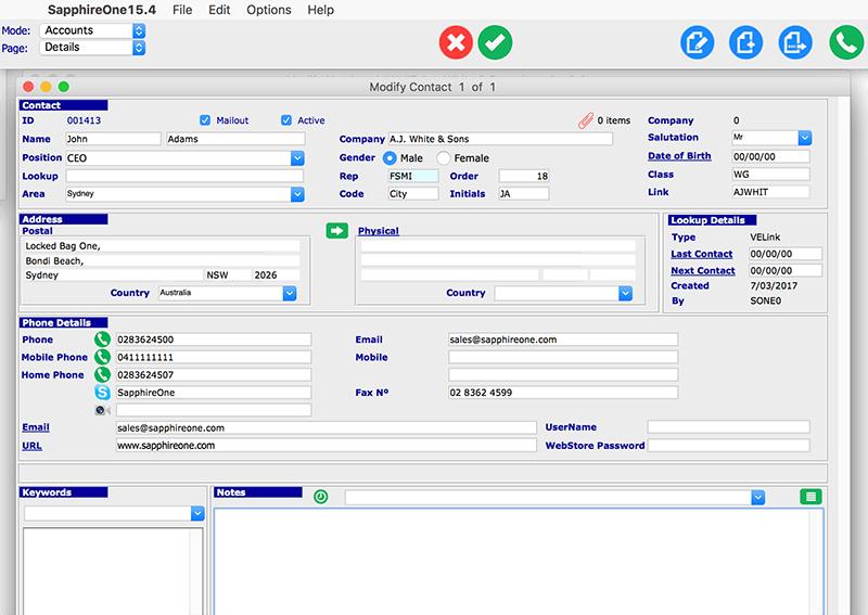 SapphireOne softphone voip SpliceCom Maximizer