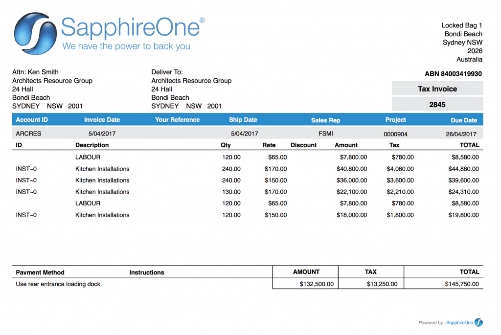 SapphireOne is an established ERP software vendor, who is an expert in providing Financial Systems for any enterprise