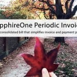 Streamline invoicing efficiency with SapphireOne Periodic Invoice