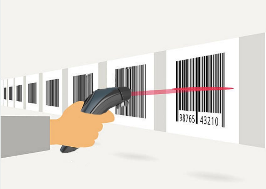 SapphireOne with Bluetooh Barcode Scanner streamlines inventory management process