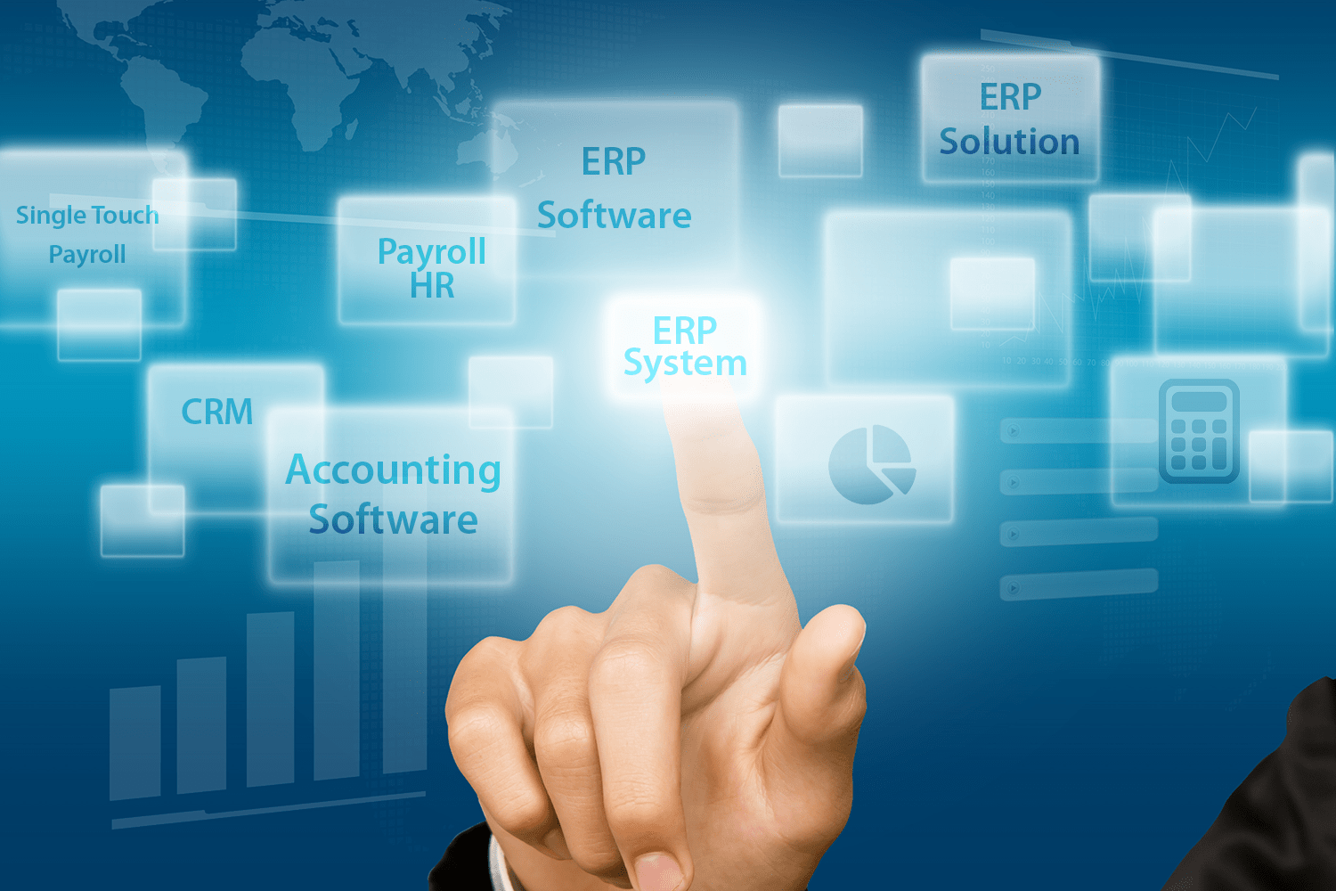 Increase Business Operational Efficiency with an Effective ERP system