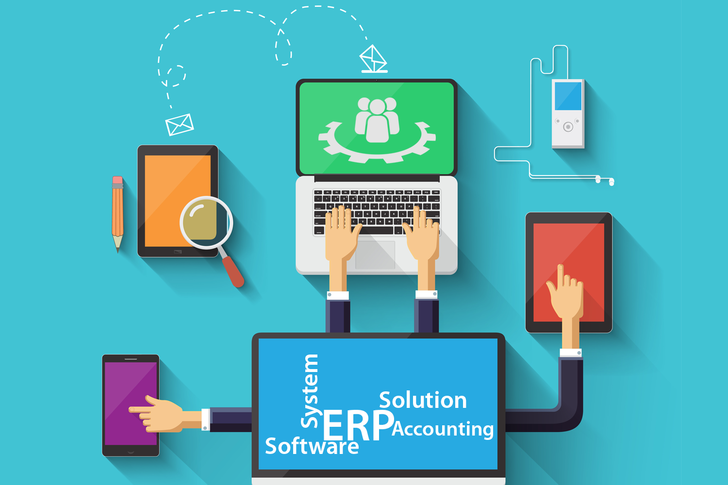 Few signs that indicates you need an ERP Accounting solution
