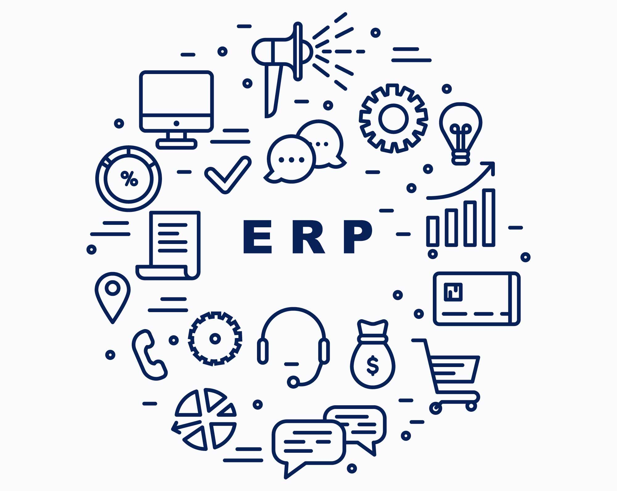 Companies are developing ERP software with superior architecture and slick designs
