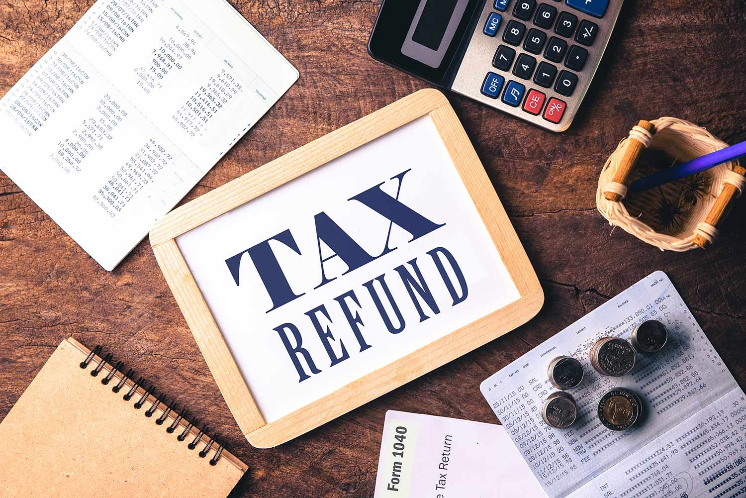 Make best use of your tax refund