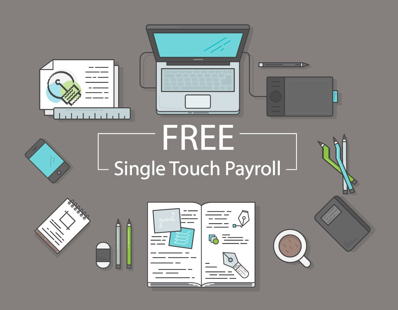 Free Single Touch Payroll with SapphireOne