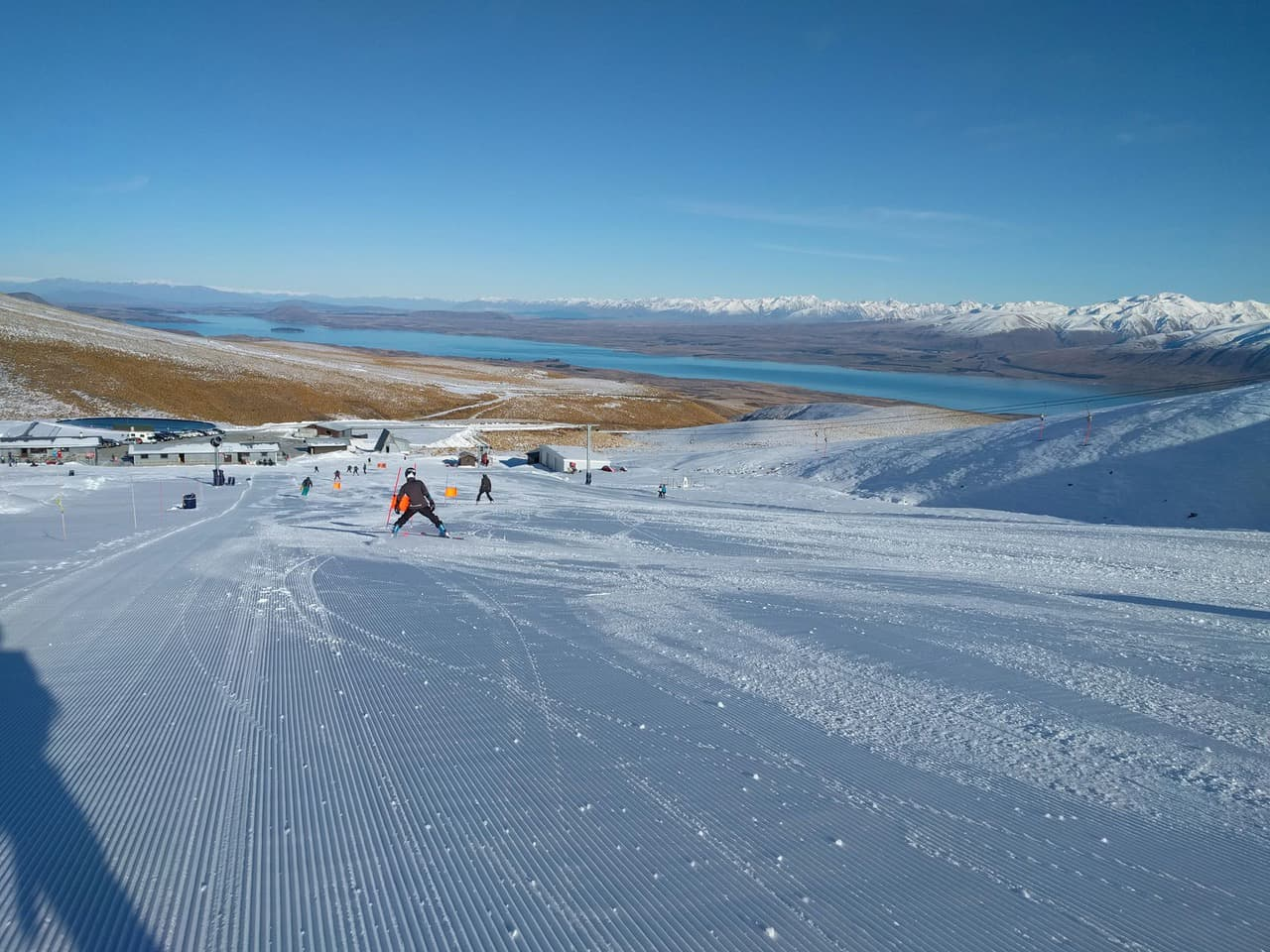 SapphireOne Alpine Ski Team hits the slopes of New Zealand in this week