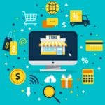 Why ERP back-end Accounting and eCommerce Platforms work well together
