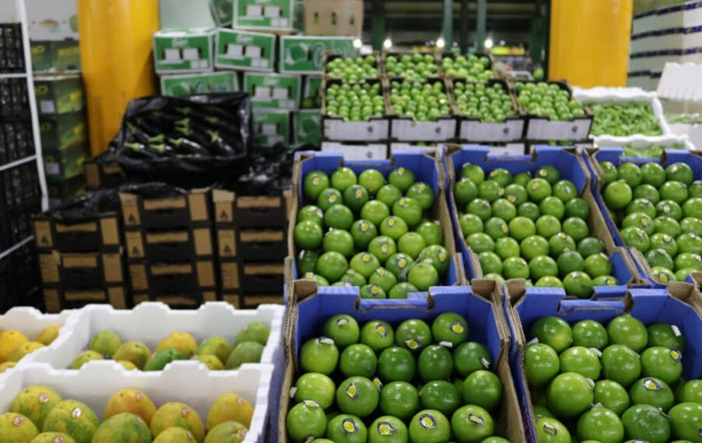Sapphire Market Pack helps wholesalers in the fresh produce markets