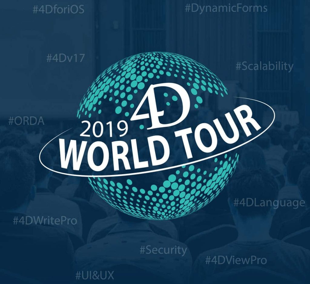 4D World Tour 2019 Development Day
