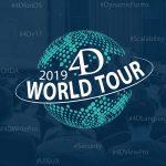 4D World Tour 2019 Development Day