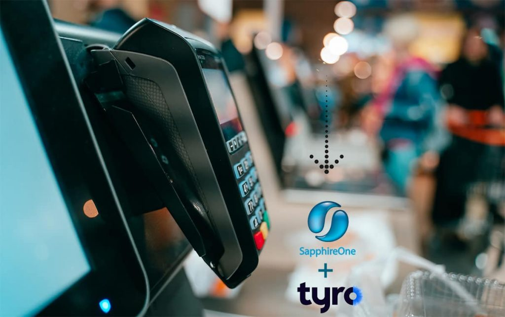 Timbecon have implemented Tyro API with SapphireOne ERP Software