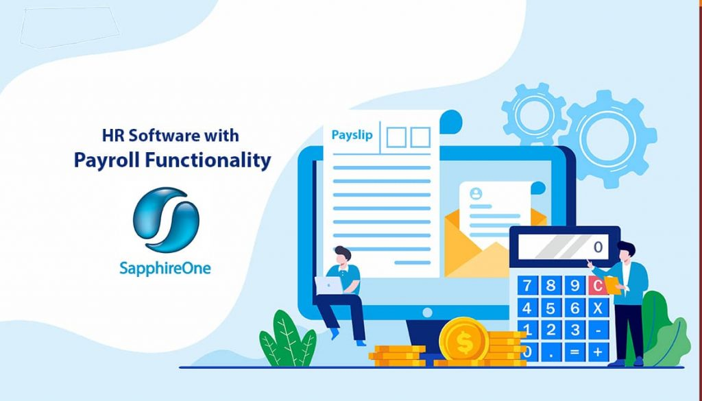HR Software with Payroll functionality