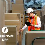 SapphireOne Material Requirements Planning MRP gives you total control of your inventory and production process.