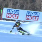 SapphireOne's Jack Adams competes at the 2021 FIS Alpine World Ski Championships - Round 2!